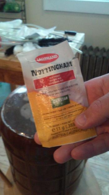 Nottingham Ale Yeast
