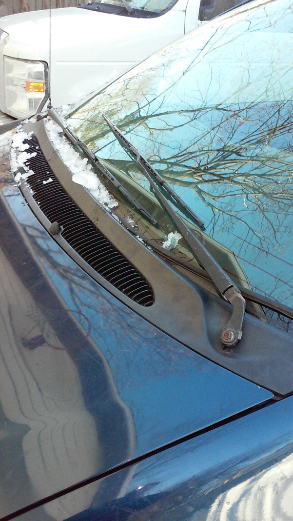 Windshield Wipers are a great invention - and very useful in the North East!