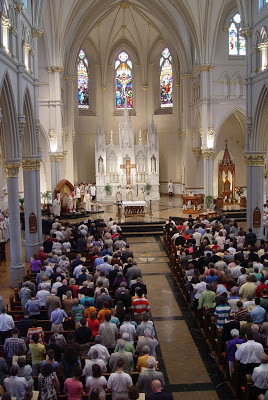 Image result for view from choir loft