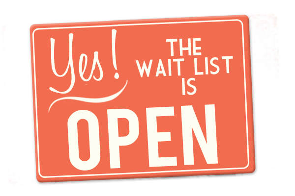 Image result for waiting list