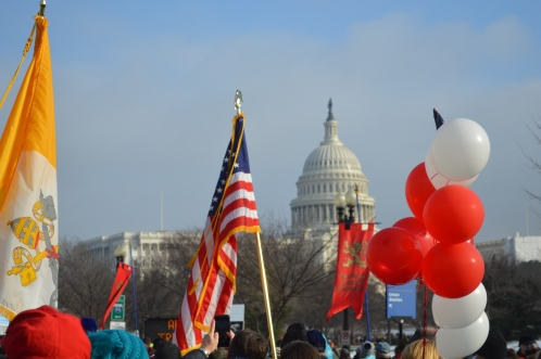 lyceum on march towards capitol